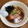 らーめんよつ葉 - 料理写真:煮干しらーめんしょうゆ 750円