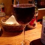 ワインの酒場。ディプント - Di 辛口ランブルスコ:300円+税