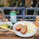 TOKYO OLDBOYS BREWING - 特製ラムメンチ
