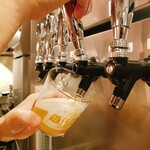 TOKYO OLDBOYS BREWING - 常時5~6種類のオリジナルクラフトビール