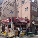 スターケバブ・アキバテラス - 秋葉原の裏通りの店舗