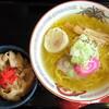 らーめん きちりん - 料理写真:しょうが焼丼セットしお_1,200円