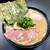 王者-23 - 料理写真:横浜家系ラーメン王者家(トッピング盛りチャーシュー)