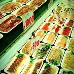 上間鮮魚店 - 内観写真:当店のお刺身です
