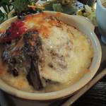 13360873 - 奥多摩野菜の焼チーズカレー