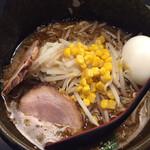 ど・みそ - 料理写真:2020年7月特みそこってり(背脂あり)¥960