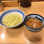 中華そば青葉 - 特製つけ麺
