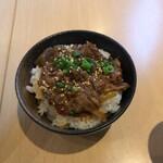 屋台拉麺一's - すじこん飯