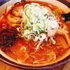 麺屋 つくし - 料理写真:辛味噌ラーメン  トッピングチャーシュー
