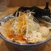 中華そば 笑歩 - 料理写真:特製ごまの辛いそば 1200円