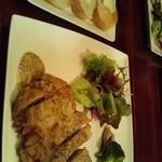 ガラム - 鶏肉のハニーマスタードソース♪