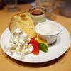 ジェラテリア・フェリーチェ - 料理写真:デザート3種盛り [パスタセット]
