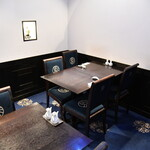 華都飯店 博多 - テーブル席