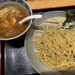 麺屋台 我馬 - つけ麺(極み)並780円