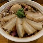 つけ麺 井手 - 北浜ブラック