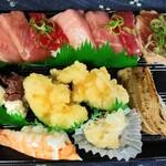 かっぱ寿司 - 料理写真:この日の14貫テイクアウト
