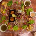 長崎イタリアン ババリストランテ - 料理写真:前菜の盛り合わせ