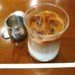 いずみ - アイスカフェオレ