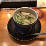 よし寿司 - セットの茶碗蒸し