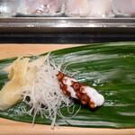 すし処 會 - 佐島の真蛸