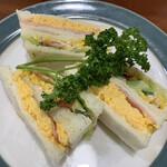 青山コーヒー舎 - 料理写真: