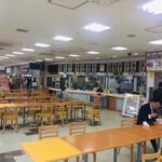 中郷サービスエリア(下り線)フードコート - フードコート