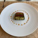 コートロティ - 料理写真:季節野菜のテリーヌ
