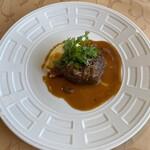コートロティ - 牛肉のカルボナード