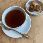 コートロティ - 紅茶と小菓子