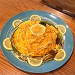 サンバード - 料理写真:レモンバター