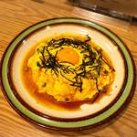サンバード - 料理写真:卵かけ醤油