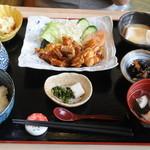 香風 - ハーブ鶏の照り焼き定食