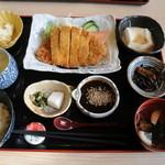 香風 - ヒオウ豚のトンカツ定食