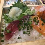 魚河岸割烹 鮮 - 料理写真:店名通り鮮度良し