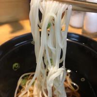 魚河岸割烹 鮮-素麺