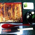 うな萩 - 料理写真:うな重(松)
