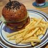 サン コースト - 料理写真:ベーコンチーズバーガー