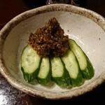 まんぼう - フキのとう味噌
