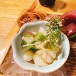 酒菜と炭 てりや - 水蛸