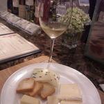 13364677 - チーズの盛り合わせCP高し