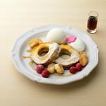 FUMUROYA CAFE  - くるま麩のフレンチトースト