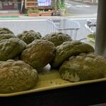 モグモグベーカリー - 料理写真:抹茶メロンパン風
