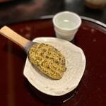 133644757 - 蕎麦味噌焼き