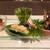 鮎知 - 料理写真:お通し5種盛り