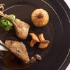 キュイエット - 料理写真:フランスランド産小鳩のロースト