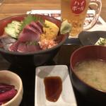 133658607 - 海鮮丼