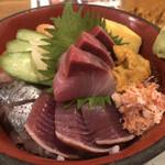 133658614 - 海鮮丼あっぷ