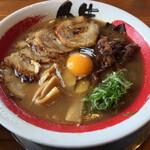 徳島ラーメン人生 - 徳島ラーメン肉祭り(税込1,020円)