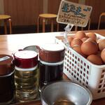 徳島ラーメン人生 - 生たまご無料は人生ではお馴染みのサービス