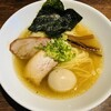 コトホギ - 料理写真:白醤油ラーメン